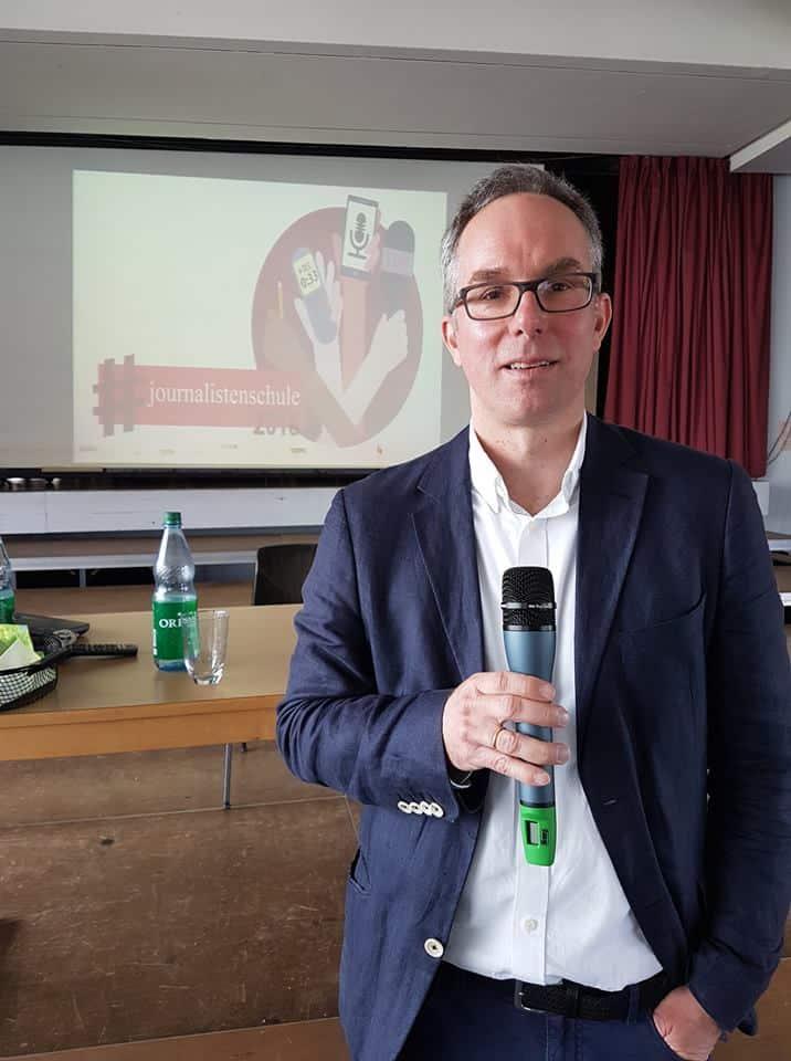 Carsten Hauptmeier in Hessen: Dieser Journalist kommt wieder